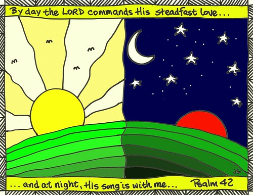 Psalm 42cola