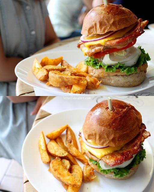 27958054942 fcf3a633cb z - [台中]牛逼洋行--超級無敵厚的漢堡,真的無法一口咬下啊!@自立街 西區(已歇業)