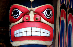 Indian Art Skagway. Alaska.