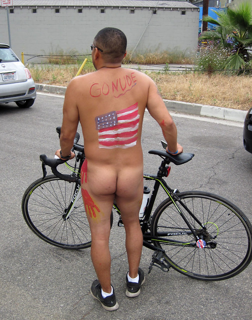 LA World Naked Bike Ride (6879)