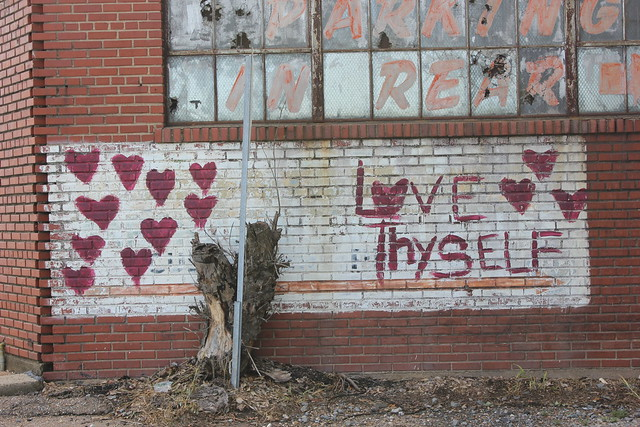 Love Thyself. Shreveport LA