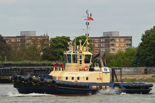 Svitzer Harty (2) @ Gallions Reach 20-05-16