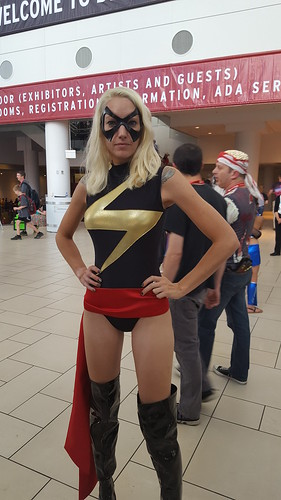 Denver Comic Con 2016 day 2