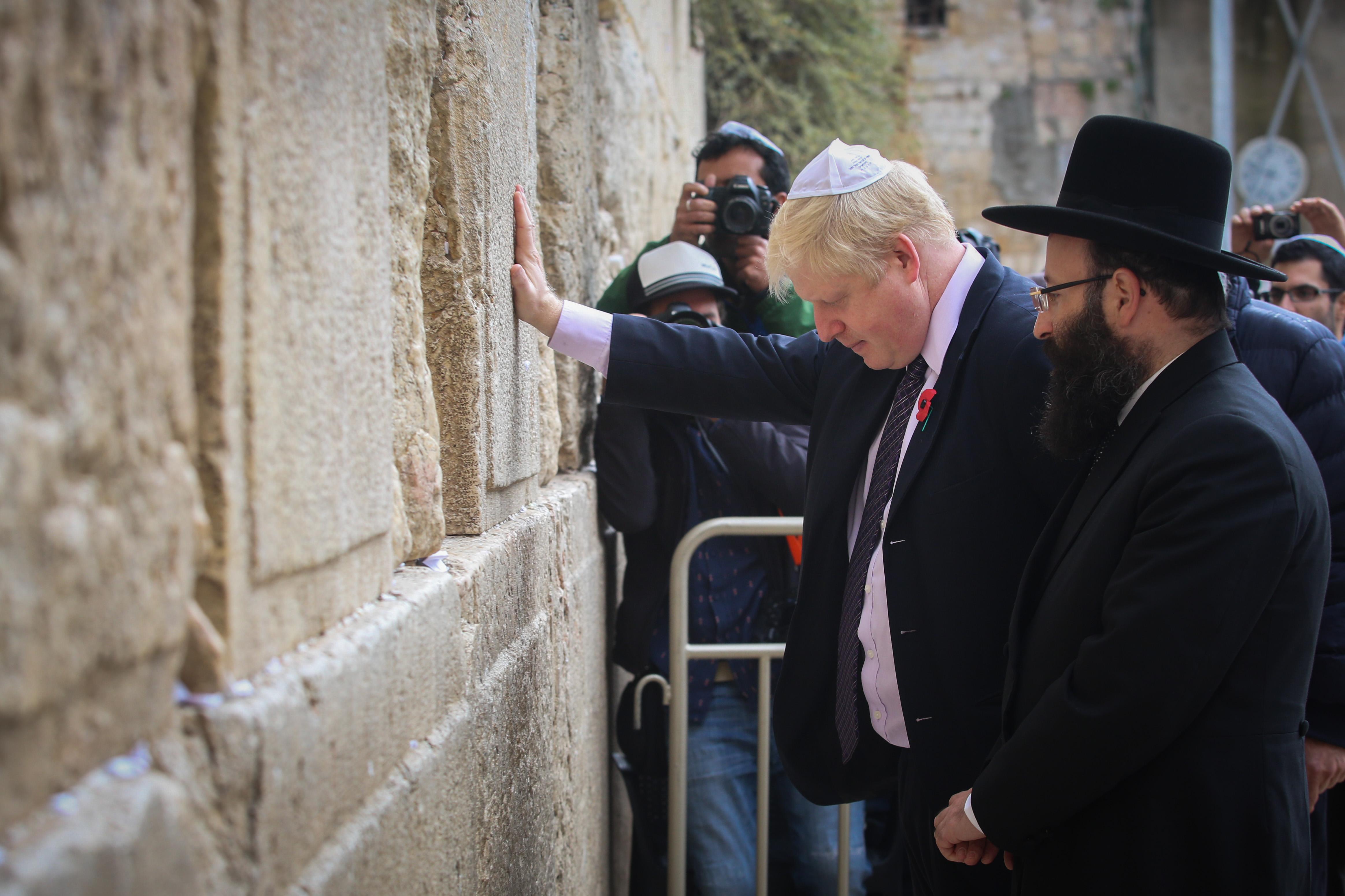 MIDEAST ISRAEL ENGLAND