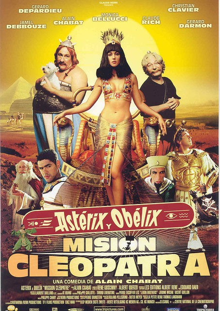 (2002) Astérix & Obélix Mission Cléopâtre