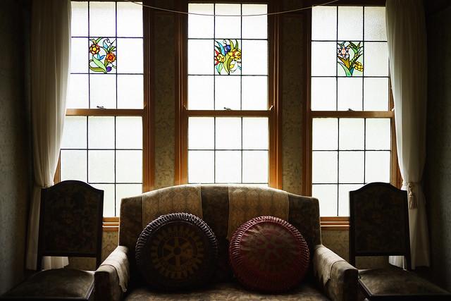 旧山崎家別邸 -洋室-