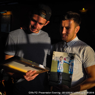 Cliffe FC | Presentation Evening | 4th June 2016