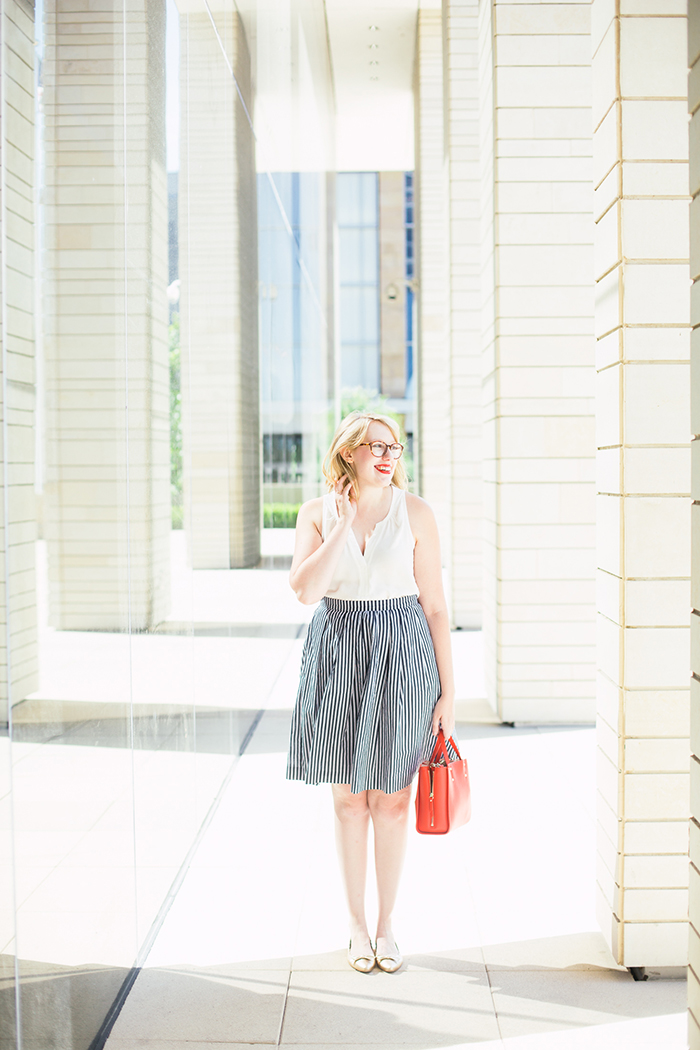 jcrew factory striped skirt3