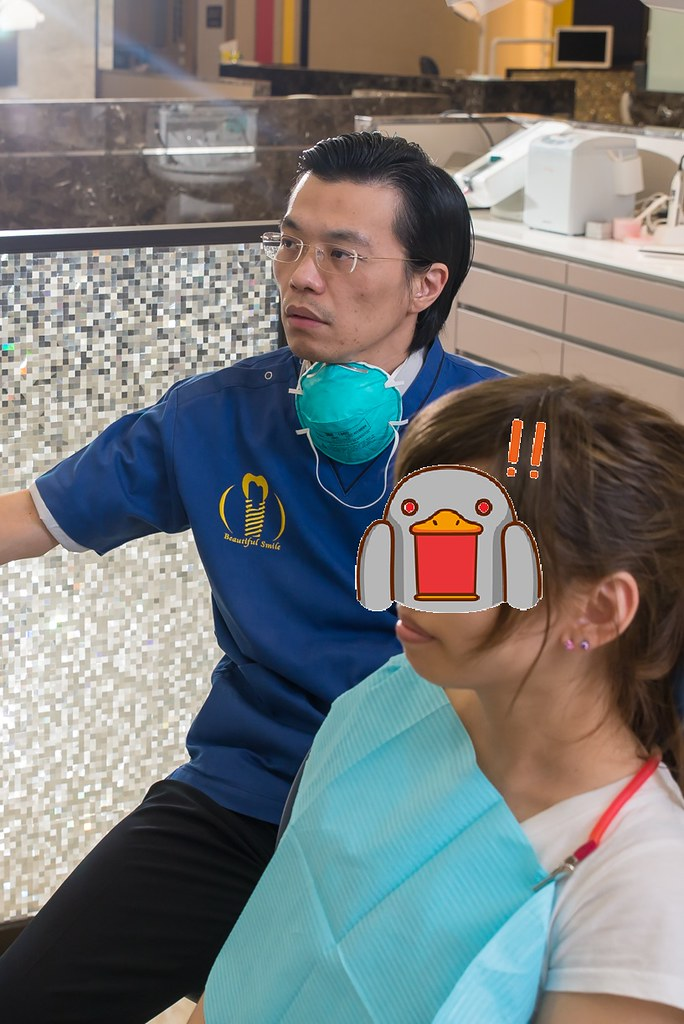 我在台南遠東牙醫矯正牙齒 沒想到牙齒矯正也矯正了我的人生! (2)