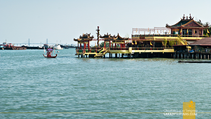Chew Jetty Temple Penang