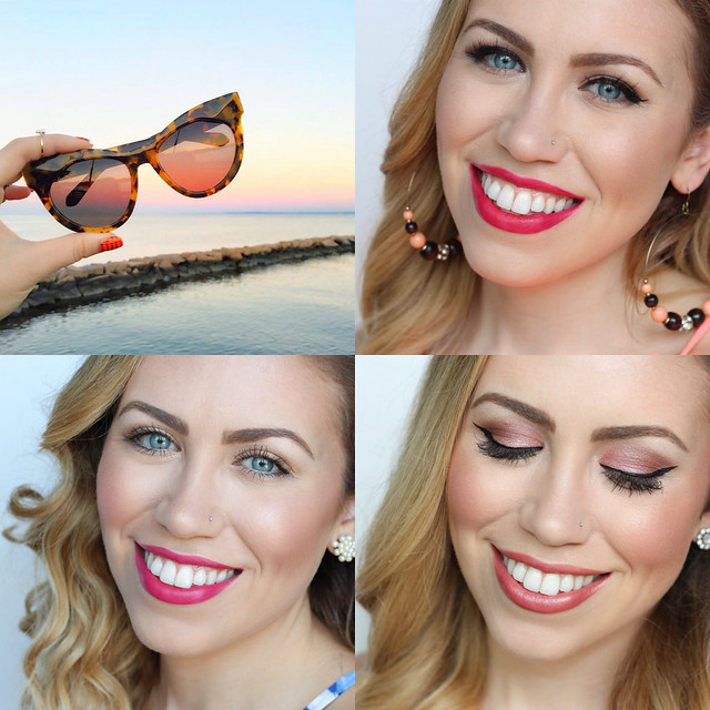 June Makeup Inspiration | Beauty Living After Midnite