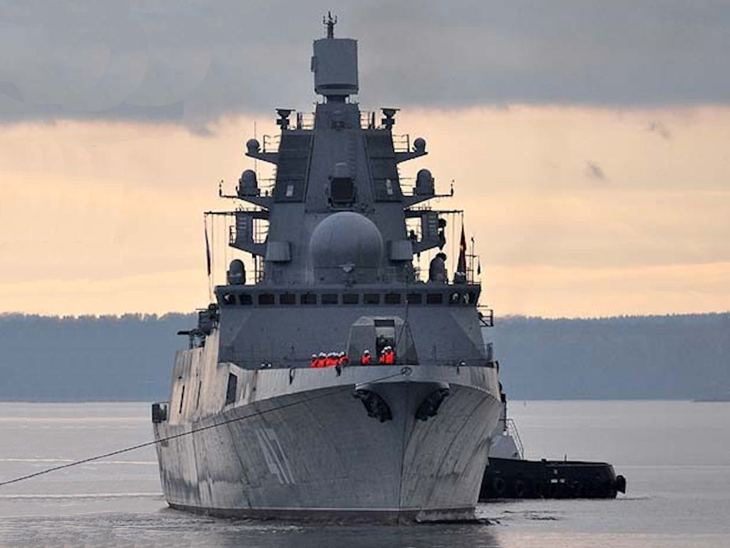 Frigate Admiral Kasatonov: on the design and capabilities of the vessel 53
