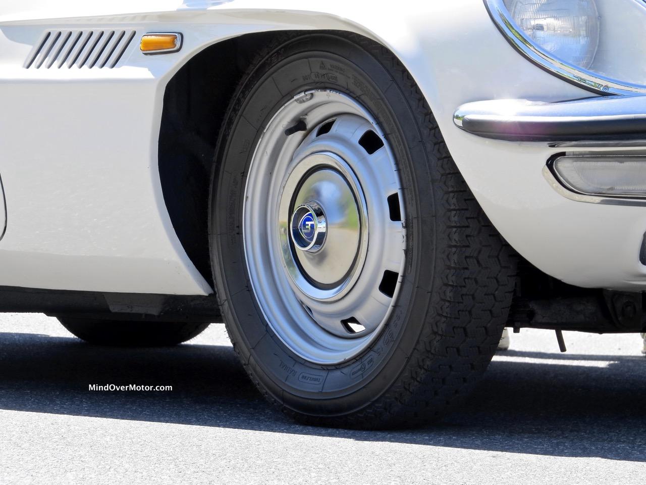 Mazda Cosmo Wheel