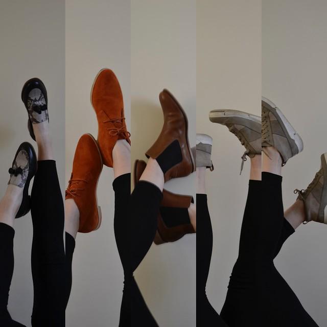 shoe week 1