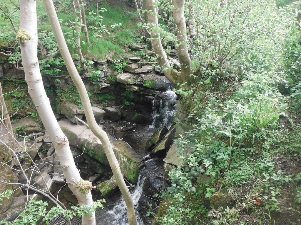 Earby Waterfall 1