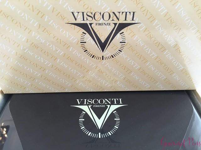 Review Visconti Homo Sapiens London Fog Fountain Pen @AppelboomLaren2