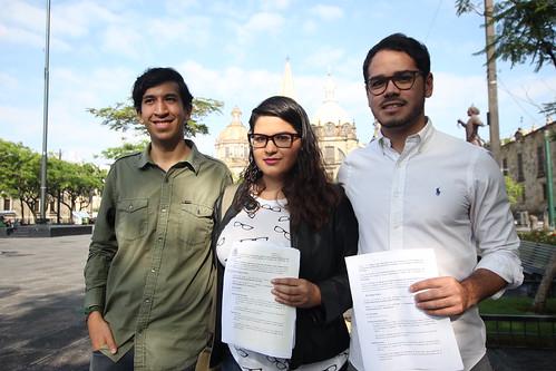 29 Junio 2016  Rueda de Prensa BiciLey Dip. Alejandro Hermosillo