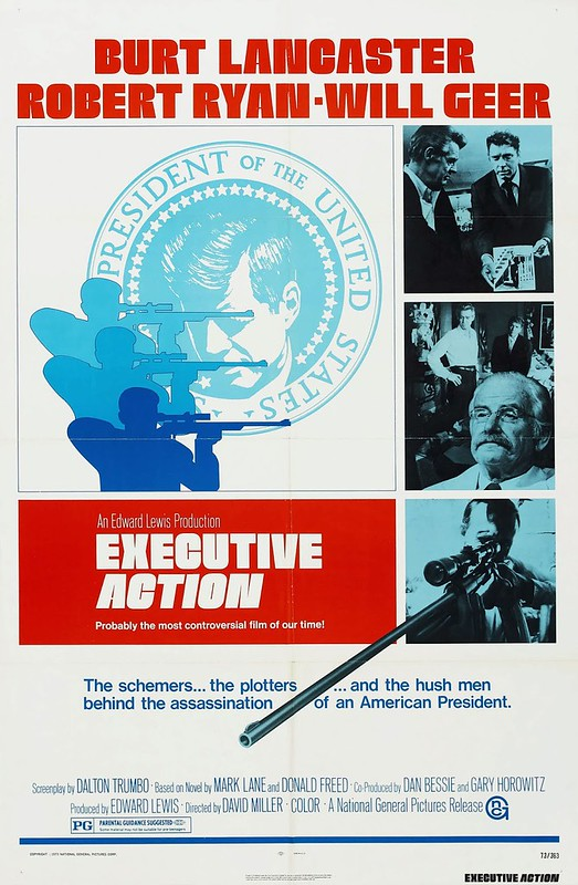 Executive Action - Poster 1