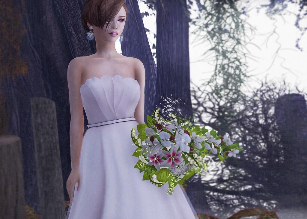 016. Blushing Bride