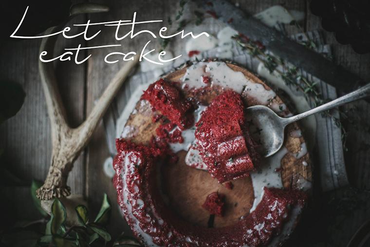 Wisdom #4 Let Them Eat Cake