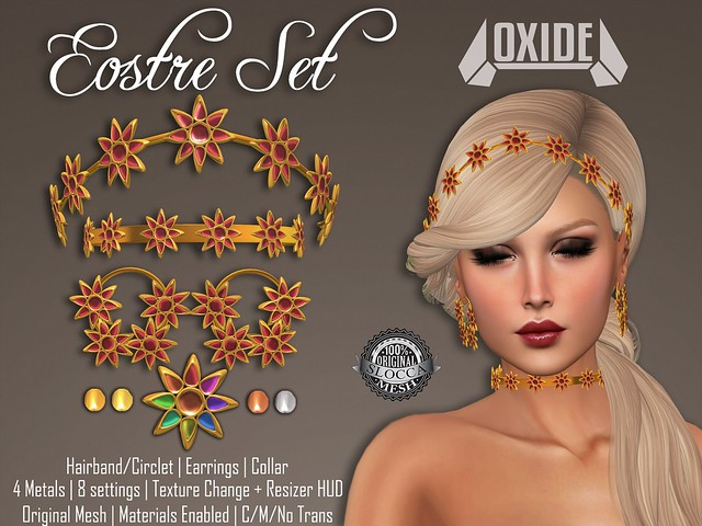 OXIDE Eostre Set