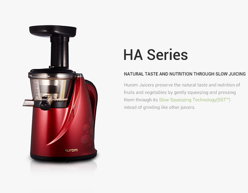 Hurom: Your All-In-One Juice Bar
