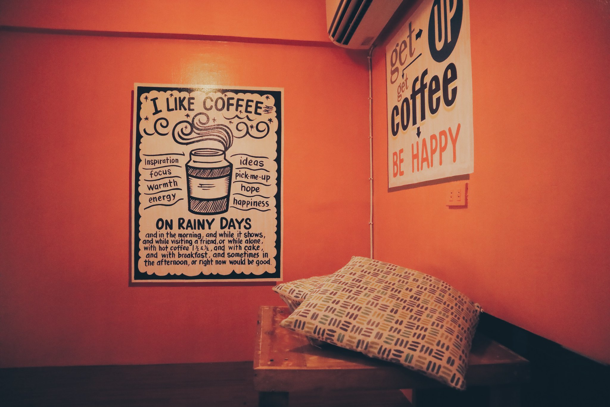 Coffee shop interiors