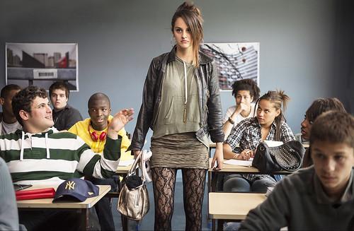 映画『奇跡の教室 受け継ぐ者たちへ』より ©2014 LOMA NASHA FILMS - VENDREDI FILM - TF1 DROITS AUDIOVISUELS - UGC IMAGES -FRANCE 2 CINÉMA - ORANGE STUDIO