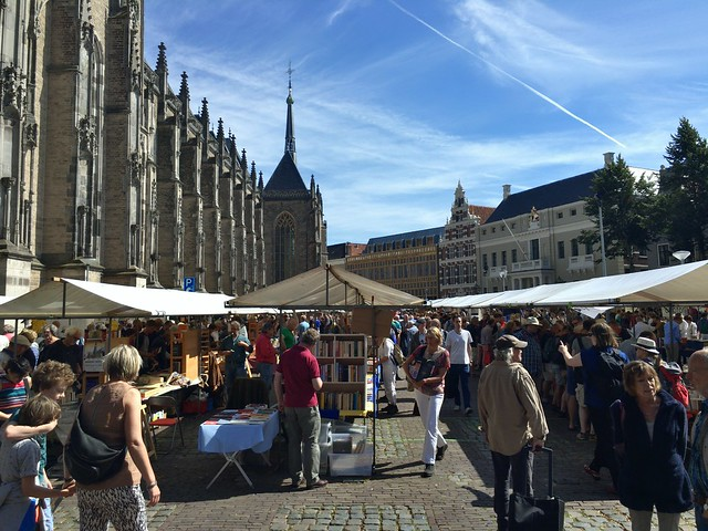 Deventer Boekenmarkt 2016