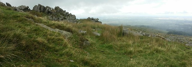 The End of Belstone Tors