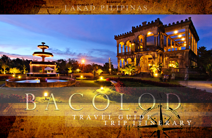 Bacolod Negros Occidental Travel Guide Itinerary Budget