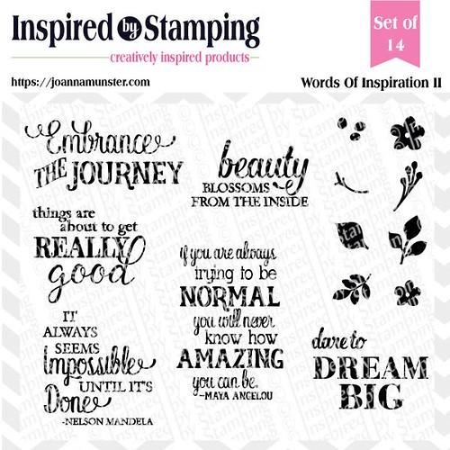 Words of Inspiration II