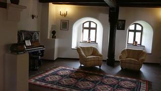 Törzburg Bran (Dracula-Schloss)