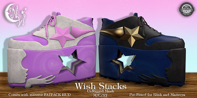*NW* Wish Stacks