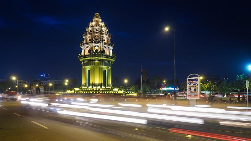 金邊獨立紀念碑|Phnom Penh 金邊