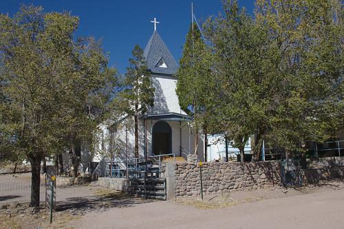 San Lorenzo Catholic Church, San Lorenzo, NM