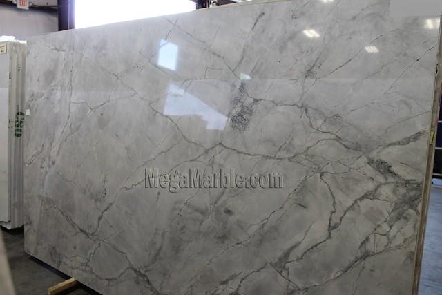Super White Premium Quartzite Mega Marble