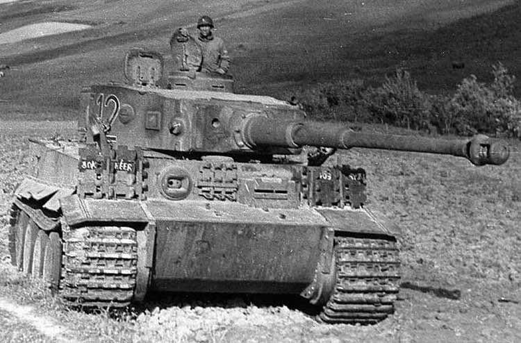 Panzerkampfwagen VI «Tiger P», «Porsche Typ 101», «Тигр Порше». 1942 — 1945 годы