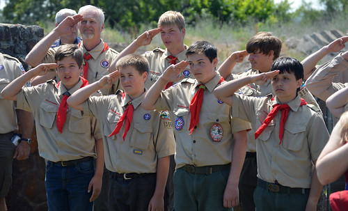 Memorial Day Scouts