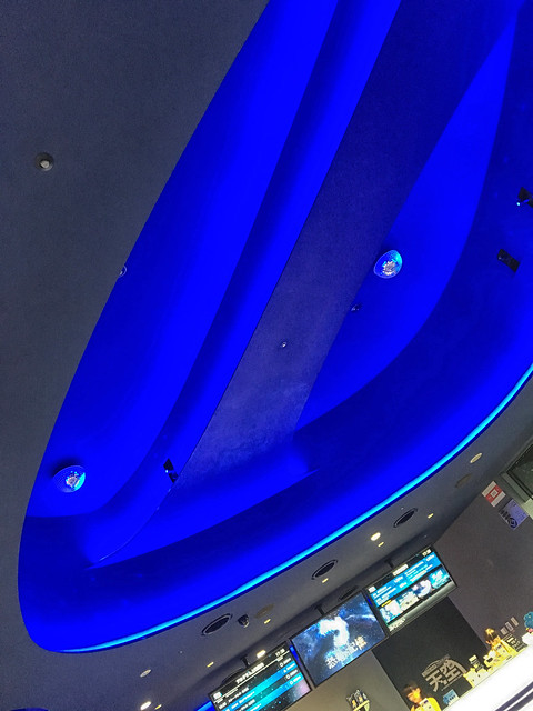 "Konica Minolta Planetarium Theater ""Tenku""  03"