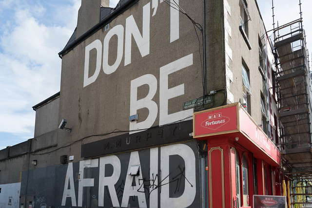 DON'T BE AFRAID [SOUTH RICHMOND PLACE]-121578