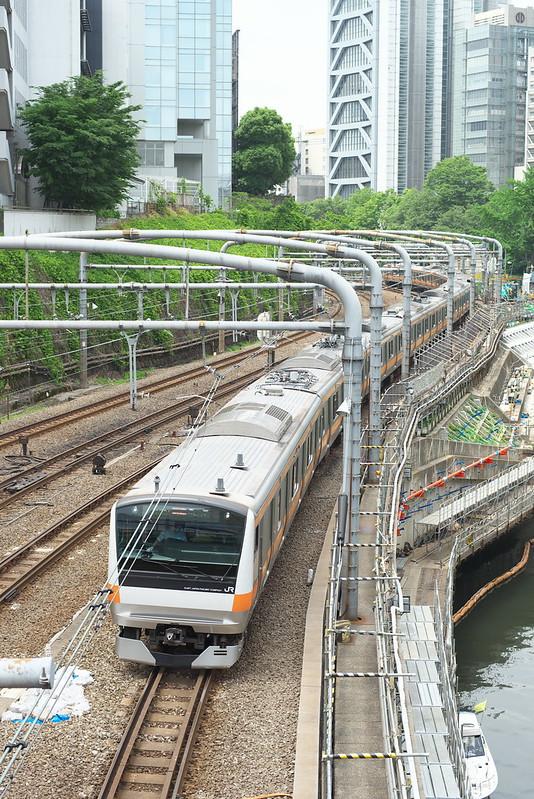 Tokyo Train Story 中央線 2016年5月31日