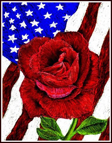 Memorial Roseb