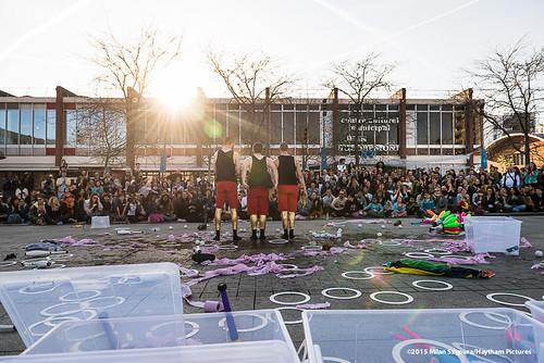 8e édition du festival Rencontre des Jonglages 2015