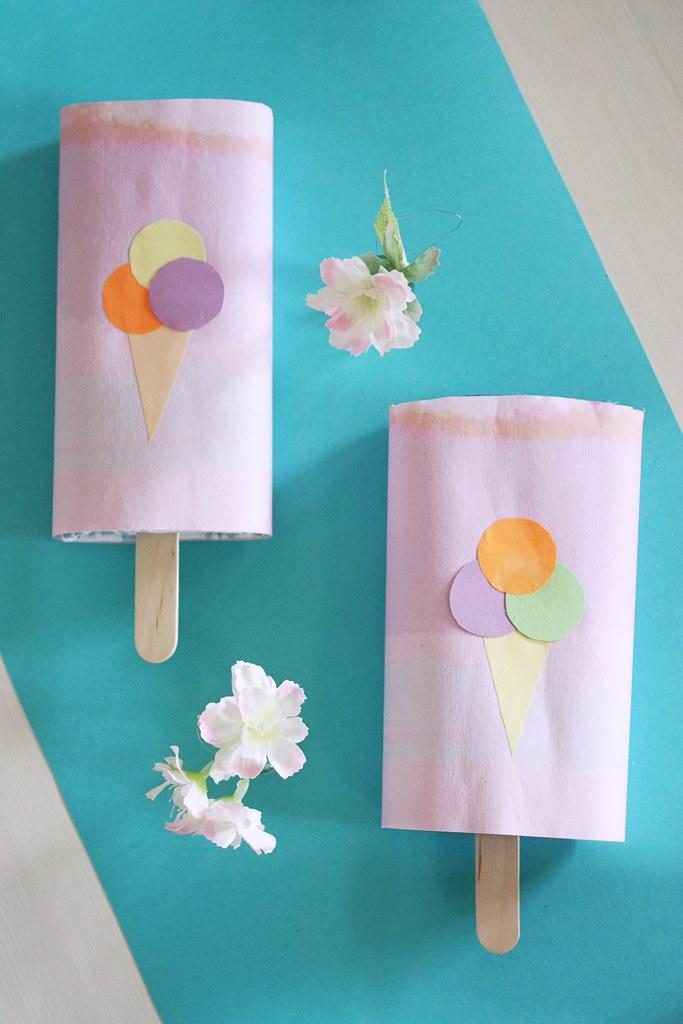 Jäätelö-lahjapaketit