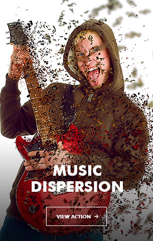 Creative Splatter Photoshop Action - 76