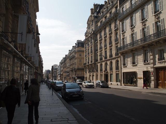 P5281815 シャンゼリゼ大通り L'Avenue des Champs-Élysées パリ フランス paris france