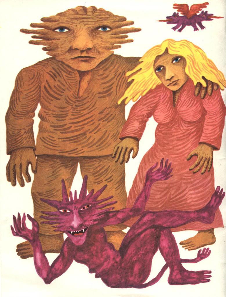 Tõll the Great - Page 01 - Written by Rein Raamat, Illustrated by Jüri Arrak, 1982