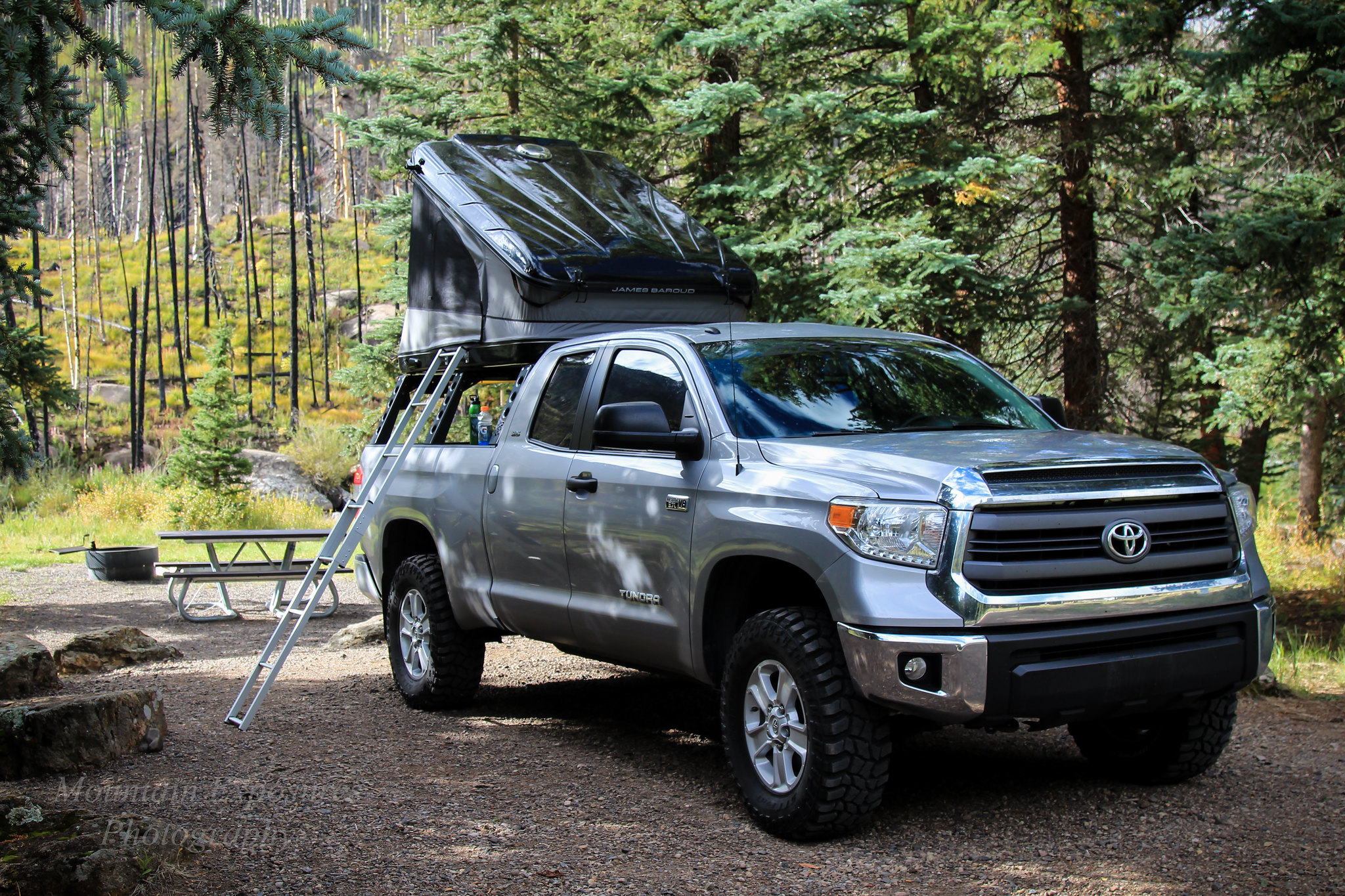 the forge overland adventure truck build 2015 tundra expedition portal. Black Bedroom Furniture Sets. Home Design Ideas