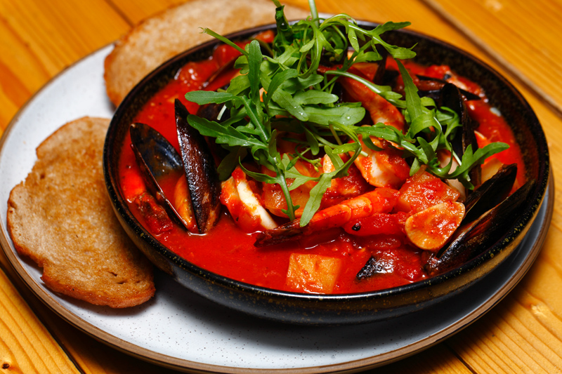 Thirdwave Love in Provence Seafood Stew